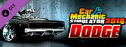 Car Mechanic Simulator 2018 - Dodge DLC