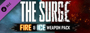 The Surge - Fire and Ice Weapon Pack