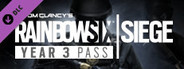 Tom Clancy's Rainbow Six: Siege - Season Pass Year 3