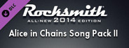 Rocksmith 2014 - Remastered – Alice in Chains Song Pack II