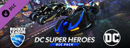 Rocket League - DC Super Heroes