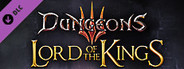 Dungeons 3 - Lord of the Kings System Requirements