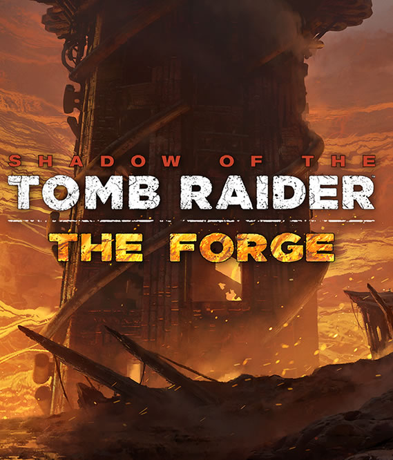 Shadow of the Tomb Raider - The Forge System Requirements