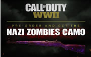 Call of Duty: WW2 Nazi Zombies Camo bonus System Requirements