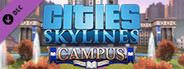 Cities: Skylines - Campus System Requirements