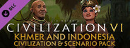 Civilization VI - Khmer and Indonesia Civilization & Scenario Pack System Requirements