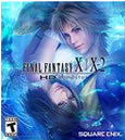 Final Fantasy X/X-2 HD Remaster System Requirements