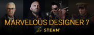 Marvelous Designer 7 For Steam System Requirements