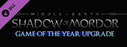 Middle-earth: Shadow of Mordor Game of the Year Edition System Requirements