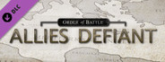 Order of Battle: Allies Defiant System Requirements