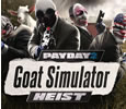 PAYDAY 2: The Goat Simulator Heist System Requirements