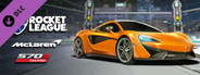 Rocket League - McLaren 570S Car Pack System Requirements