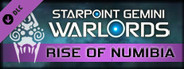 Starpoint Gemini Warlords: Rise of Numibia System Requirements