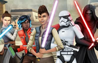 The Sims 4: Star Wars Journey to Baatu System Requirements