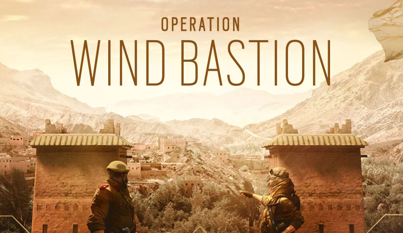 Tom Clancy's Rainbow Six: Siege - Operation Wind Bastion System Requirements