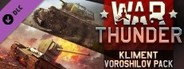 War Thunder - Kliment Voroshilov Pack System Requirements