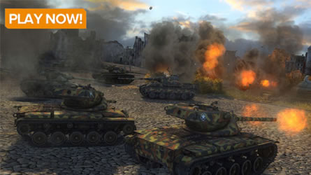 World of Tanks system requirements | Can I Run World of Tanks
