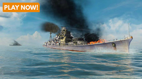 World of Warships system requirements   Can I Run World of