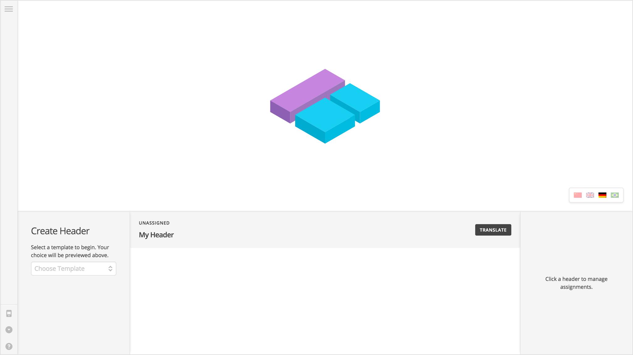 Header and Footer Builder WPML Integration