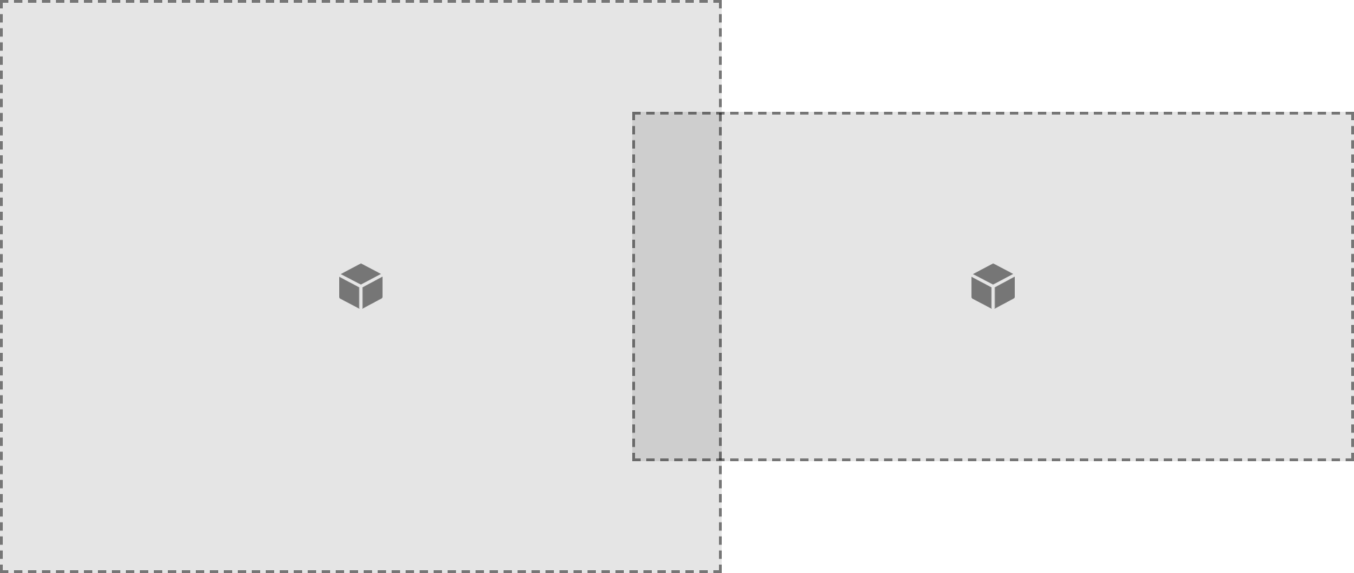 Overlapping Cells Example