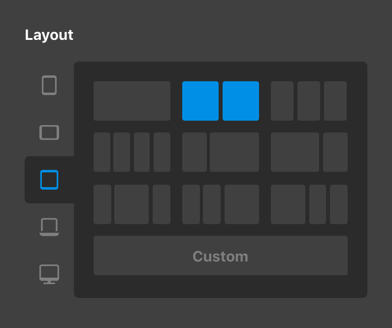 Previous Responsive Styling Techniques