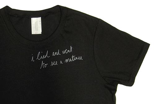 Matinee T-shirt