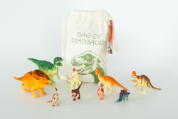 Bag of Fun Dinosaurs