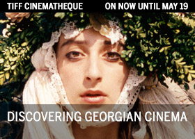 Discovering Georgian Cinema