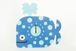 Modern Mosse Wall Clocks