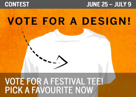 Vote for TIFF Tshirt