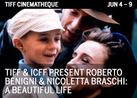TIFF & ICFF PRESENT ROBERTO BENIGNI & NICOLETTA BRASCHI: A BEAUTIFUL LIFE
