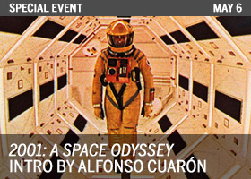 2001: A Space Odyssey introduced by Alfonso Cuaron