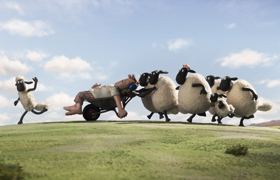 Shaun the Sheep Opening Night Film