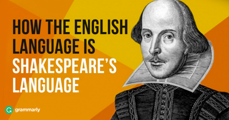 How the English Language Is Shakespeare's Language