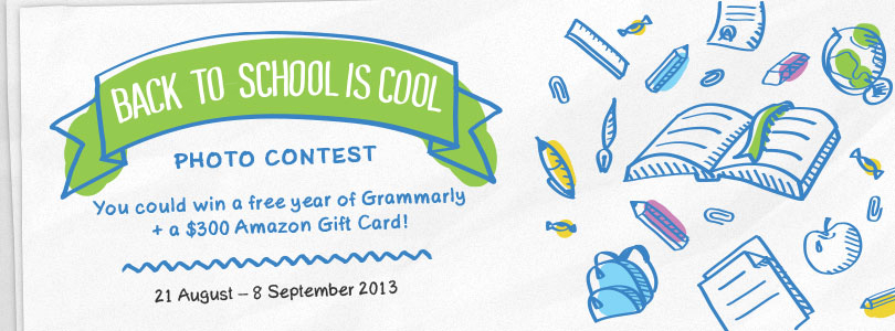 Are You Getting Excited for School? Your Enthusiasm Could Win You Over $400 in Back-to-School Prizes