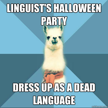 Latin: The Undead Language