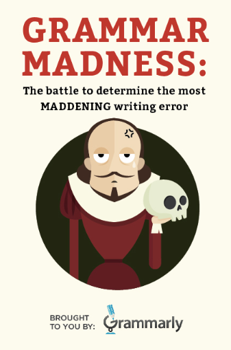 Grammar Madness: The Battle to Determine the Most Maddening Writing Error