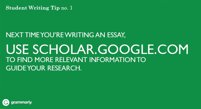 Writing an Essay? Don't Commit These Internet Research Crimes!