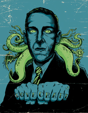 Lovecraft, genres, horror, fiction, writing, Grammarly