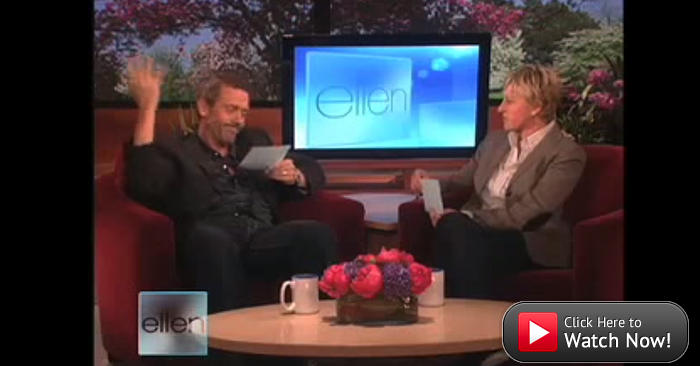 Ellen DeGeneres and Hugh Laurie compare British and American slang; how many can you get right?
