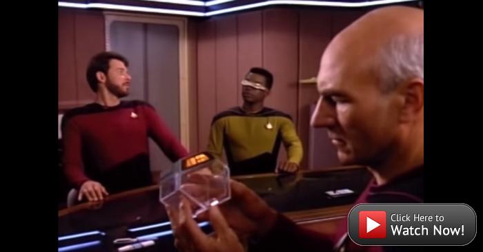 Take a seat, Riker!