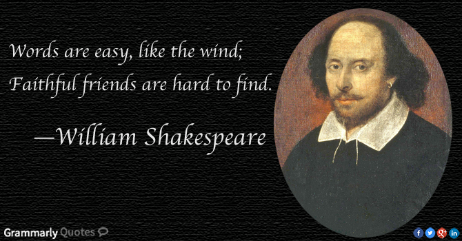 3 Words (We Think) Shakespeare Invented | Grammarly Blog