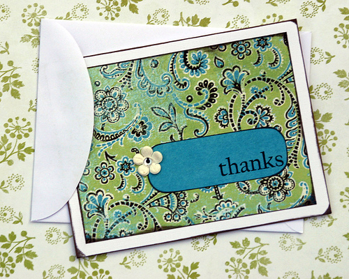 5 Tips on Writing the Perfect Thank You Card