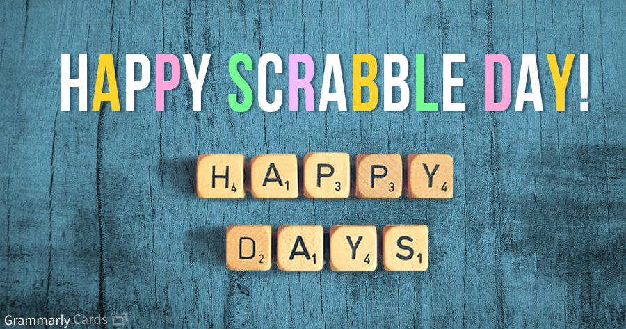Do You Have What It Takes to Be a Scrabble Champion?