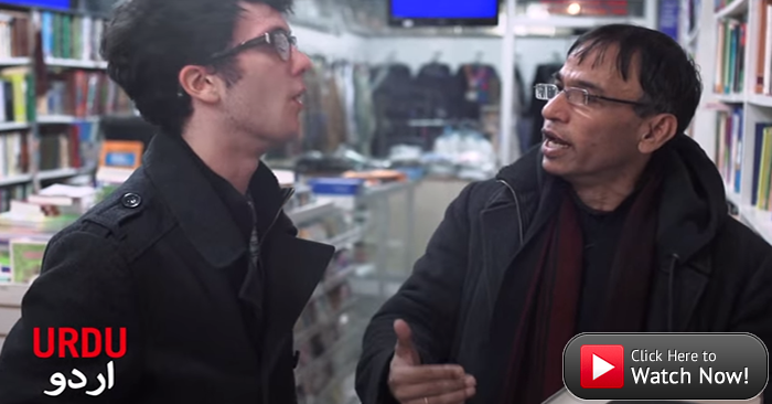 Inspiring young man speaks 20 languages. What language do you want to learn?