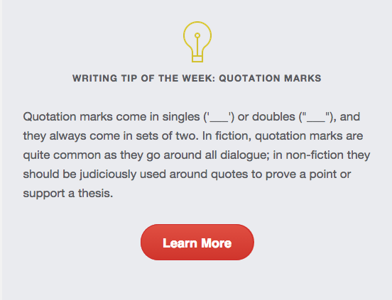 Grammarly Insights