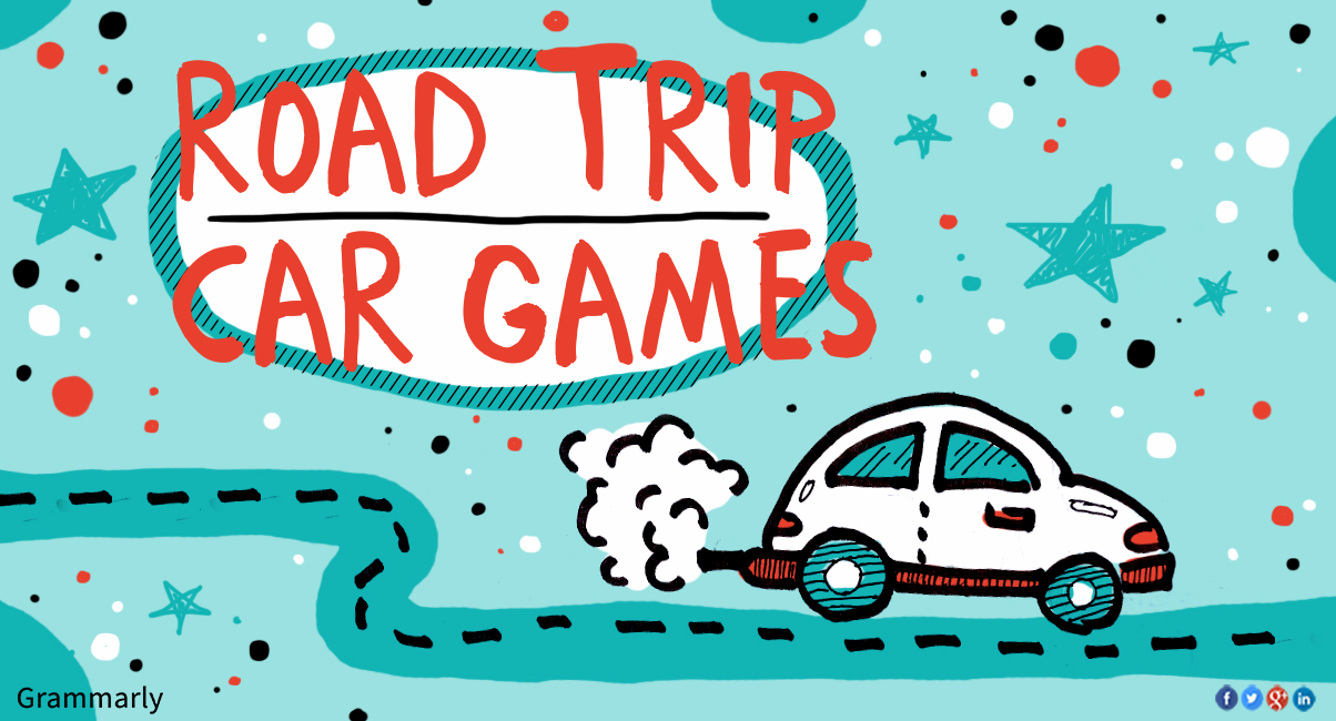 5 Word-Related Car Games for Your Next Road Trip