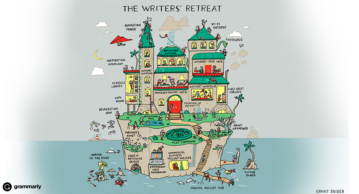 5 Best Writers' Retreats of All Time