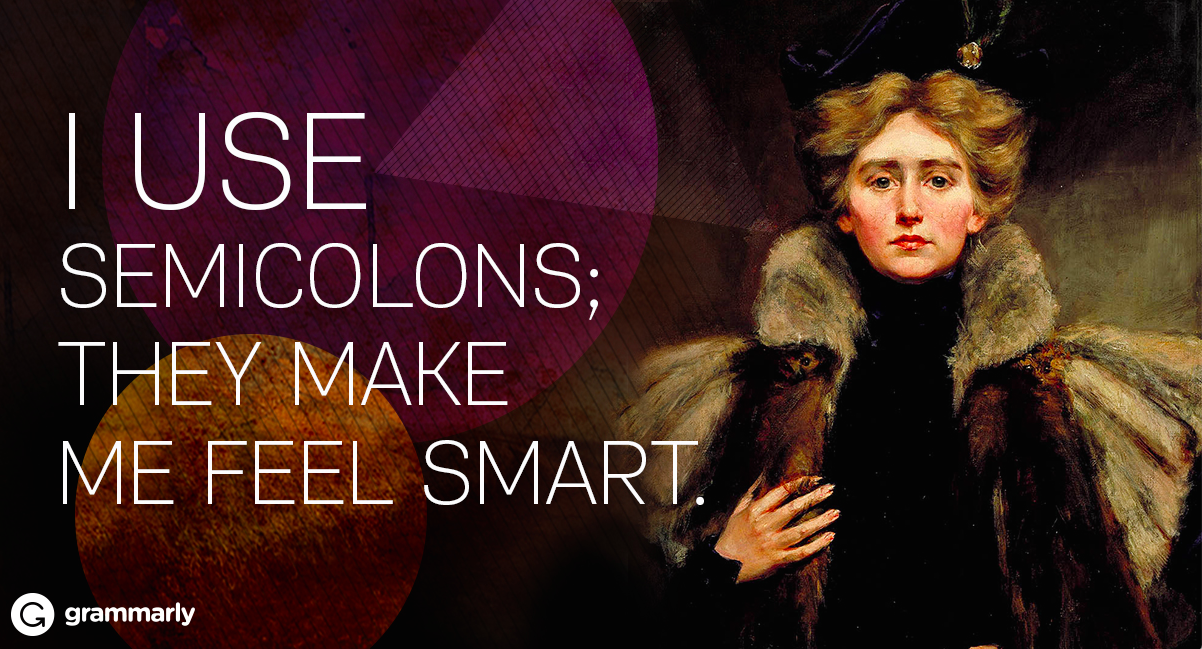 Learning How to Use Semicolons Will Make You Smarter image