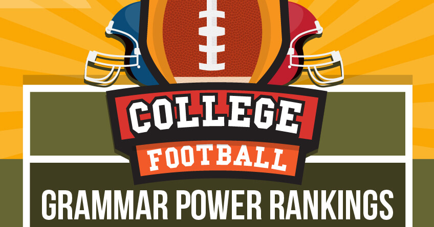 Tackling College Football Grammar: How Do NCAA Teams Score?